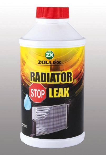Герметик для устранения течи радиатора