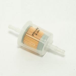 Фильтр топливный прямой (аналог GB-206), ZOLLEX