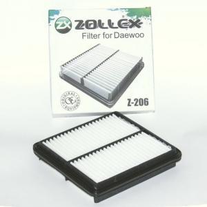 Фильтр воздушный  Daewoo Lanos ZOLLEX