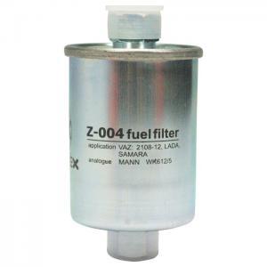 Фильтр топливный ВАЗ 2110-2112i 1.5л (гайка), ZOLLEX