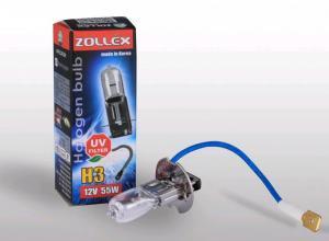 Лампа H3 12V 55W Zollex