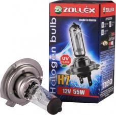 Лампа  H7 12V 55W  Zollex