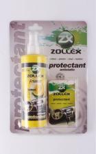 Полироль с губкой 240мл (лимон), ZOLLEX