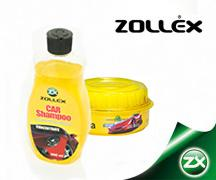 Полироль Zollex Brilliant 3в1 PL 5 кг