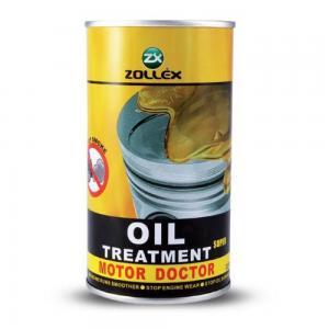 Присадка в масло Мотор-Доктор, 325 мл., ZOLLEX