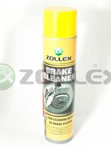 Очиститель тормозов суппортов  650 мл. ZOLLEX