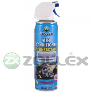 Спрей для очистки автомобильных кондиционеров  200 мл. ZOLLEX