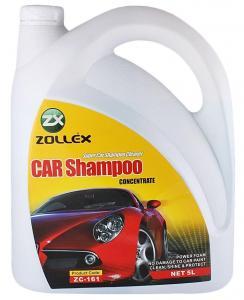 Шампунь для мойки автомобилей (концентрат)  5 литров  ZOLLEX