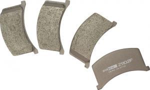 Колодки дискового тормоза ЗАЗ-1102, ZOLLEX