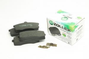Колодки дискового тормоза ВАЗ-1111, ZOLLEX