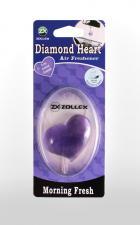 Ароматизатор в машину Diamond Heart - Утренняя свежесть