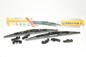 """Щетки стеклоочистителя комплект 2 шт 13 (32.5 см) Zollex"""""""