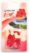 "Ароматизатор  гелевый бочонок Natural fragrance"" Flower, Zollex"""