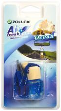 "Ароматизатор  гелевый бочонок Natural fragrance"" Ocean,  Zollex"""